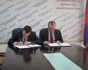 Հայաստան - Սանկտ Պետերբուրգ համագործակցության հուշագիր` կրթության ոլորտում