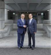 «Կորեա-Հայաստան համագործակցությունն այժմ գտնվում է բարձր մակարդակում». Արա Բաբլոյանը հանդի...