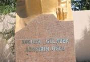 «Ազերի պատգամավորն իր հոր արձանը դրել է գյուղում» (լուսանկար)