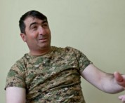 «Գնդապետ Արարատ Մելքումյանի ուրվականը ադրբեջանական բանակում»