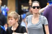 Անջելինա Ջոլիին քննադատել են մանկական զբոսայգում ոչ պատշաճ տեսքի համար (լուսանկարներ)