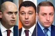 Ашотяну, Шармазанову и Карену Авагяну запретили заниматься предвыборной агитацией. «Жамана...