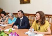 Արտեմ Ասատրյանը ՄԱԿ-ի Հատուկ զեկուցողի հետ քննարկել է Հայաստանում հաշմանդամություն և հոգեկ...