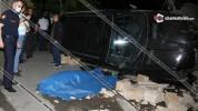 Խոշոր ու ողբերգական ավտովթար է տեղի ունեցել Երեւանում. նա մահացել է