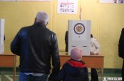 Լոռու մարզի Ալավերդի քաղաքի 24/37 ընտրատեղամասի նախնական պատկերը