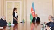 Как Алиев назначил жену вице-президентом (видео)
