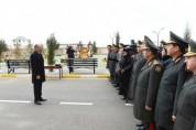 Ադրբեջանական բանակն ունակ է ոչնչացնել թշնամու ցանկացած ռազմական դիրք. Իլհամ Ալիև