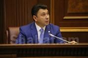 У Шармазанова обострились отношения с Арпине Ованнисян - «Жаманак»