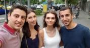 Մխիթարյանը հանդիպում է հայ գործարարի դստեր հե՞տ (լուսանկարներ)
