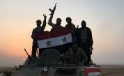 Բախումներ՝ Թուրքիայի զինուժի և Սիրիայի կառավարական ուժերի միջև
