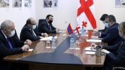 ԱԳ նախարարի տեղակալ Գագիկ Ղալաչյանը վրաց գործընկերոջ հետ մտքեր է փոխանակել տարածաշրջանային...