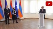 ԱԳՆ-ում տեղի է ունեցել ՀՀ-ԵՄ Համապարփակ և ընդլայնված գործընկերության համաձայնագրի ուժի մեջ...