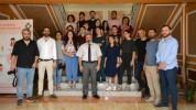 Արցախի ԱԳ նախարարի հանդիպումները Գորիսում