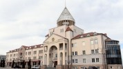 Ադրբեջանի վերահսկողության տակ հայտնված Արցախի Հանրապետության տարածքները համարվում են բռնազ...