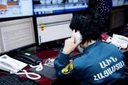 ԱԻՆ 911 ծառայությունում գրանցվել է քամուց վնասների 56 ահազանգ