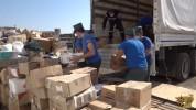 ԱԻՆ-ը 441 բեռնատար հումանիտար օգնություն է փոխանցել լիազոր մարմիններին (տեսանյութ)