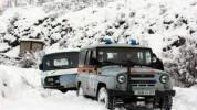 Փրկարարները երկու մարզերում արգելափակումից դուրս են բերել ավտոմեքենաները