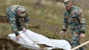 Մարտակերտի զորամասերից մեկի հարակից տարածքում զինվորները հայտնաբերել են մեկ զոհված զինծառա...