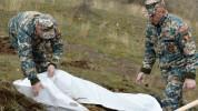 Ջաբրայիլի և Կուբաթլուի հատվածներից հայտնաբերվել է 3 զինծառայողի աճյուն