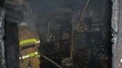 Ստեփանակերտում բնակելի առանձնատուն է այրվել