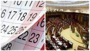 ԱԺ-ն առաջին ընթերցմամբ ընդունեց «ՀՀ տոների և հիշատակի օրերի մասին» օրենքում փոփոխություննե...