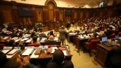 Վաղը Ազգային ժողովը արտահերթ նիստ կգումարի