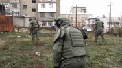 Խաղաղապահները ականազերծել են Ստեփանակերտի թիվ 10 դպրոցի տարածքը
