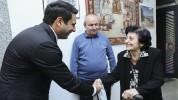 ԱԺ նախագահն այցելել է ՀՀ Ազգային հերոս Կարեն Դեմիրճյանի թանգարան