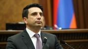ԱԺ նախագահի թեկնածու Ալեն Սիմոնյանի ելույթը