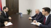 Ալեն Սիմոնյանն ու Սերգեյ Կոպիրկինը քննարկել են ՀՀ ներքաղաքական զարգացումները