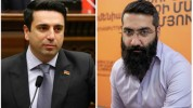 Ալեն Սիմոնյանի և Արթուր Դանիելյանի միջև միջադեպի առթիվ հարուցված քրգործի նախաքննությունն ա...