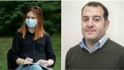 Ալինա Նիկողոսյանը մեկնաբանել է «Նորք» ԻՀԿ տնօրեն Մհեր Դավիդյանցի աշխատանքից հեռանալը