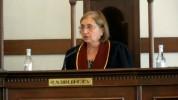 Ալվինա Գյուլումյանն ընտրվել է Սահմանադրական դատարանի փոխնախագահ