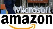 Amazon-ն այժմ ավելի թանկ արժե քան Microsoft-ը