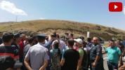 Բնապահպան ակտիվիստները կրկին Ամուլսարում են․ բողոքի ակցիան շարունակվում է․ ուղիղ միացում