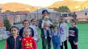 Փոքրիկ արցախցիների համար Ամանորի և Սուրբ Ծննդյան տոնավաճառի կազմակերպում՝ Ստեփանակերտում