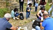 Աննա Հակոբյանը Վանաձորում մասնակցել է մաքրապատման աշխատանքներին (լուսանկարներ)