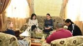 Լենա Նազարյանի հետ այցելեցինք պատերազմում անմահացած Խաչատուր Աղաջանյան...