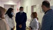 Շարունակվում են Առողջապահության փոխնախարարների այցելությունները առողջության առաջնային պահպ...