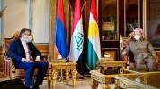 ՀՀ ԱԳ փոխնախարարը մի շարք հանդիպումներ է ունեցել Իրաքյան Քուրդիստանի բարձրաստիճան պաշտոնյա...