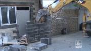 Մայրաքաղաքի ապօրինի կառուցված շինությունների ապամոնտաժումը շարունակվում է (տեսանյութ)