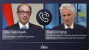 ԱԳ նախարարը հեռախոսազրույց է ունեցել ՄԱԿ-ի Գլխավոր քարտուղարի՝ հումանիտար հարցերով տեղակալ...