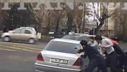 Ձերբակալվել են Երեւանում օրը ցերեկով մեքենան ջարդուխուրդ արած 5 քաղաքացիները