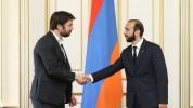 Արարատ Միրզոյանը հանդիպեց ԵԱՀԿ/ԺՀՄԻԳ դիտորդական առաքելության ղեկավարի հետ