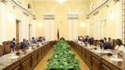 ՀՀ ԱԺ նախագահն ընդունել է ՀԱՊԿ ԽՎ դիտորդական առաքելության անդամներին