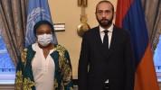 Արարատ Միրզոյանը հանդիպել է Ցեղասպանության կանխարգելման հարցերով ՄԱԿ գլխավոր քարտուղարի հա...