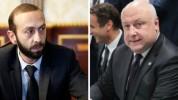Արարատ Միրզոյանը հեռախոսազրույց է ունեցել ԵԱՀԿ ԽՎ նախագահ Գեորգի Ծերեթելիի հետ