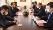 Հայաստանի և Ռումինիայի ԱԳ նախարարները մտքեր են փոխանակել Հայաստան-ԵՄ համագործակցության և մ...