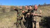 Հանդիպում եմ ունեցել աշխարհազորի մարտիկների հետ. Արայիկ Հարությունյան (լուսանկարներ)