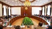 Արցախի արտաքին քաղաքական օրակարգը խաղաղությունն է և երկրի անկախության միջազգային ճանաչումը...